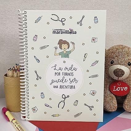 La Mente es Maravillosa - Cuaderno A5 (La vida por turnos ...