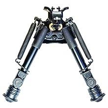 Tiptop EZ Pivot & PAN Rifle Bipod