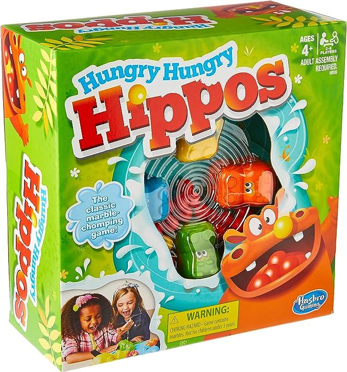 Hasbro Gaming - Tragabolas, juego de mesa (versión en francés): Amazon.es: Juguetes y juegos
