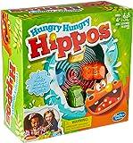 HASBRO Gaming Hungry Hippos Kids Game