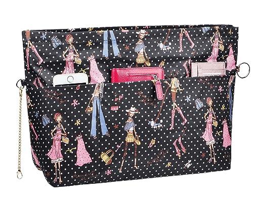 Amazon Com Vercord Handbag Purse Bag Insert Organizers Extra Thick