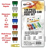 120 Pieces - EPAuto Assorted Car Truck Standard