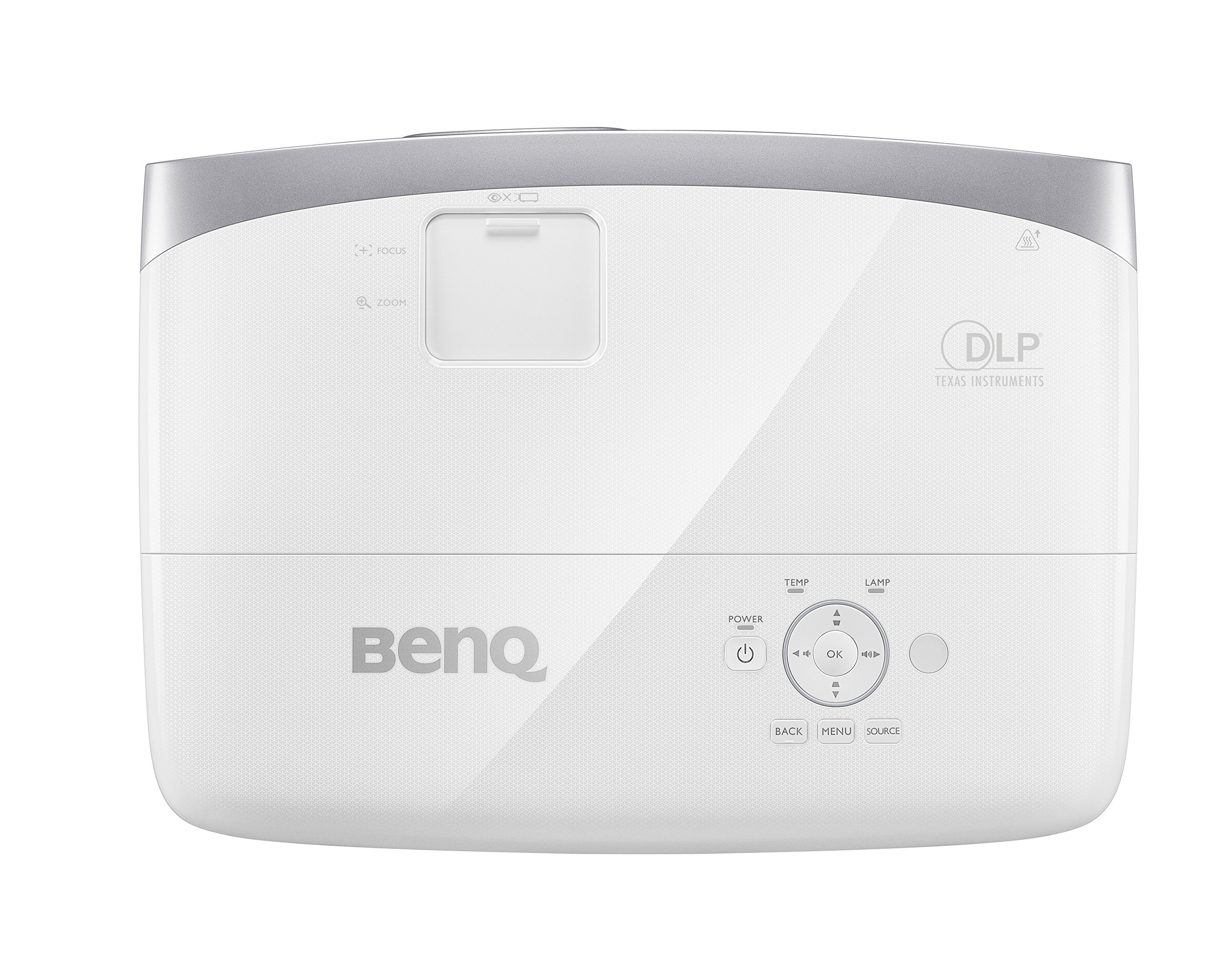 BenQ DLP HD 1080p Projector (HT2050) - 3D Home Theater Projector with All-Glass Cinema Grade Lens and RGBRGB Color Wheel by BenQ (Image #10)