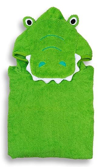 Amazon.com: Hudz Kidz - Toalla con capucha para niños y ...