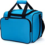 mier 40 can extra large insulated cooler bag for lunch picnic camping grocery