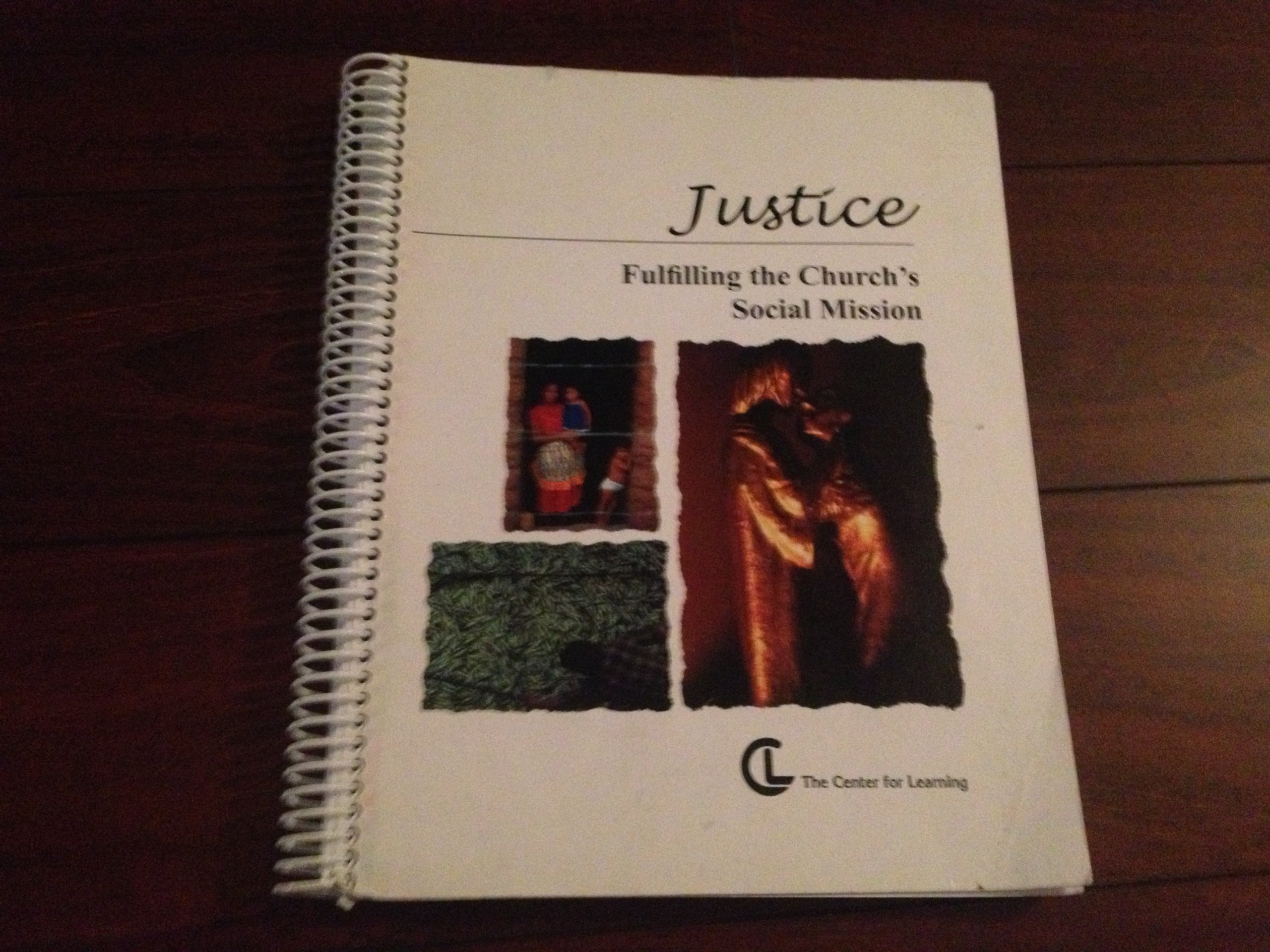 Read Online Justice: Fulfilling the Churchs Mission PDF