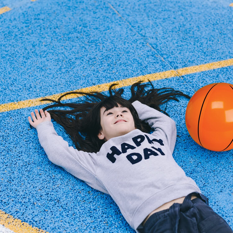 Amazon.com: Bedwina - Balones de baloncesto hinchables (12 ...