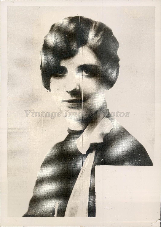 Amazon Vintage Photos 1931 Press Photo Miss Augusta Williams