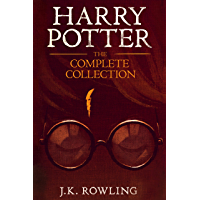 Image for Harry Potter: The Complete Collection (1-7)