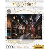 AQUARIUS Harry Potter Puzzle Diagon Alley (1000 Piece Jigsaw Puzzle) - Officially Licensed Harry Potter Merchandise & Collect