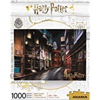 AQUARIUS Harry Potter Puzzle Diagon Alley (1000 Piece Jigsaw Puzzle) - Officially Licensed Harry Potter Merchandise…