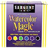 Sargent Art 22-6022 6 Count 1-Ounce Watercolor Magic Kit