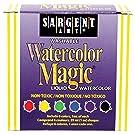 Sargent Art 22-6022 6 Count 1-Ounce Watercolor Magic Kit