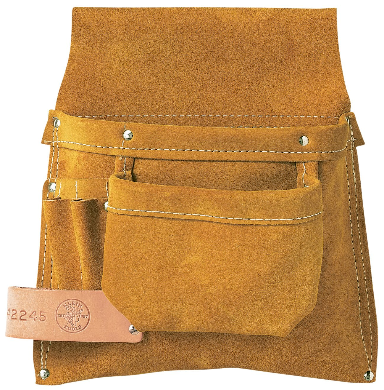 Right-Hand Nail and Tool Pouch Klein Tools 42245