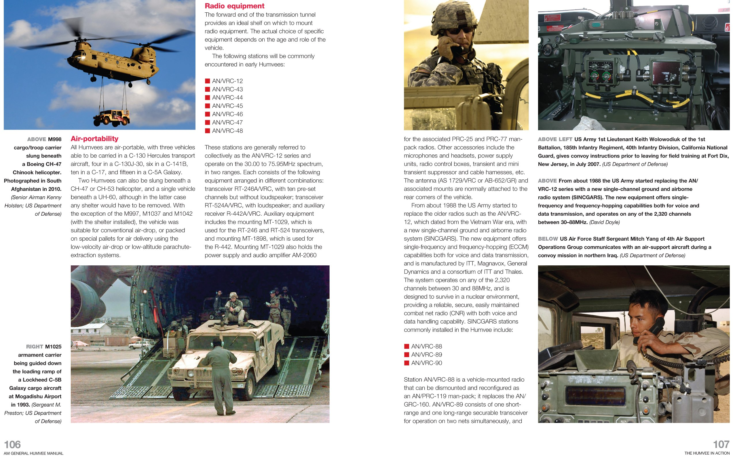 Am General Humvee: The US Army's iconic high-mobility multi