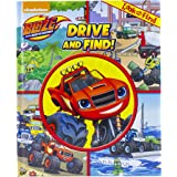 Blaze And The Monster Machines - Drive and Find! Look and Find