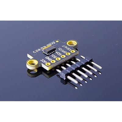 ACROBOTIC VL53L0X Time of Flight Distance Sensor Breakout Board 20~2000mm Range for Arduino Raspberry Pi ESP8266 3~5VDC GY-530 Robot: Toys & Games