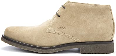 Geox Gray Uomo Claudio, 's Chelsea Boots for men
