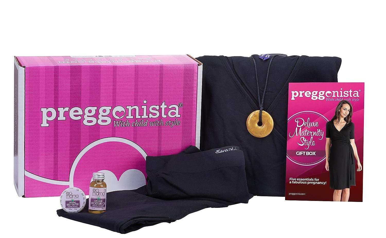 Preggonista 5-Piece Deluxe Maternity Style Gift Box 86347200021902