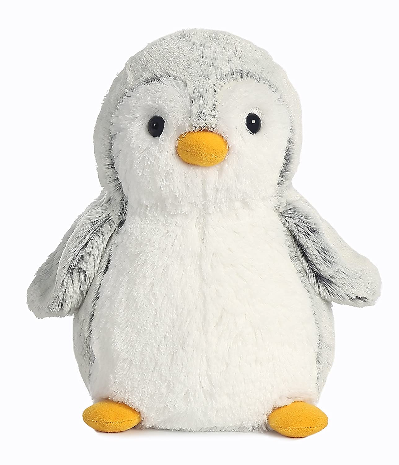 Grey 9  Aurora Pompom Penguin Bright bluee 16Inch Stuffed Animal