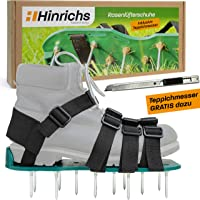 Hinrichs Grasventilatorschoenen, nagelschoenen, verticuteerder, gazonbeluchter, schoenen voor eenvoudig beluchten van…