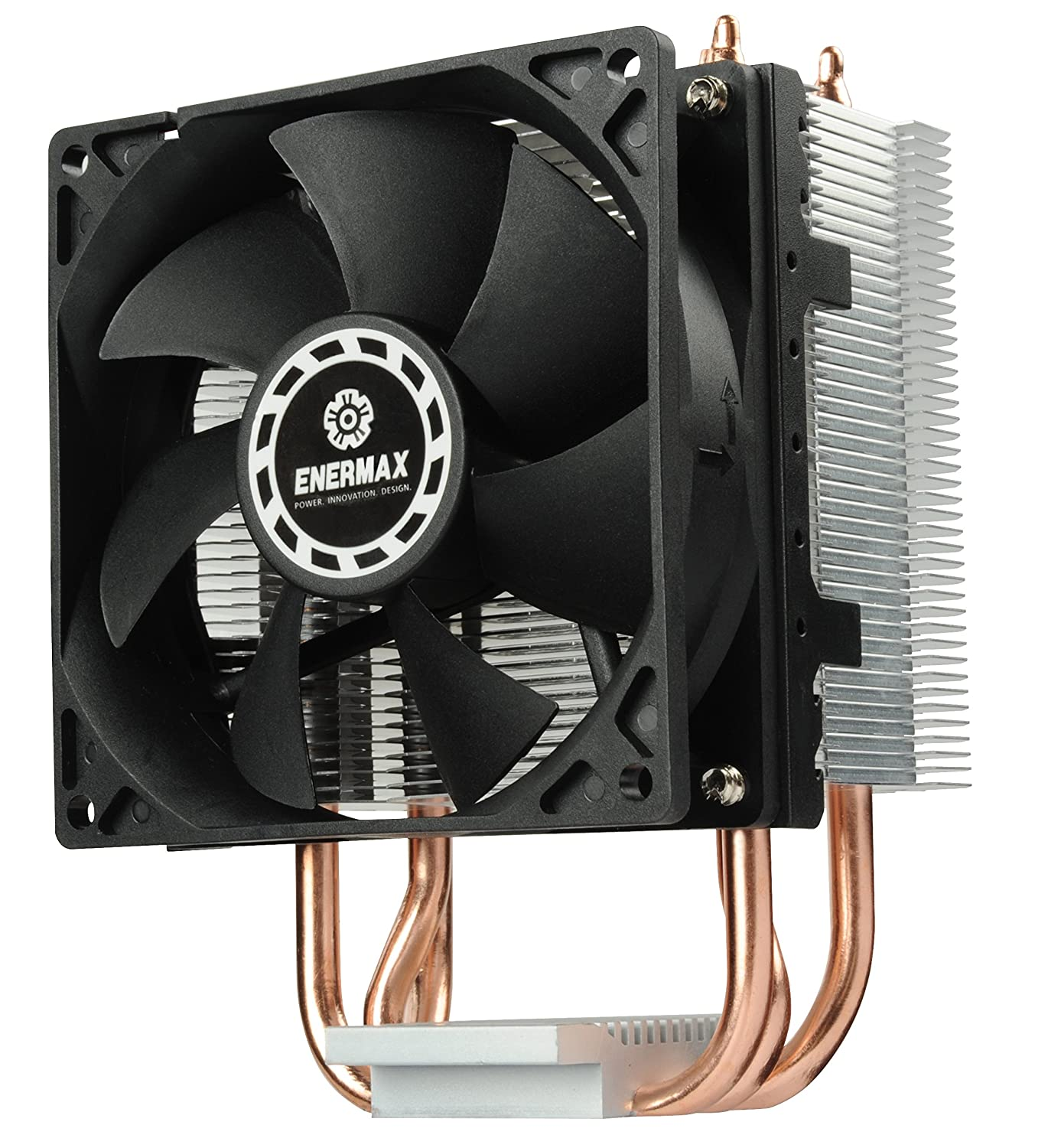 Enermax Ets N30 Ll Compact Intel Amd Cpu Cooler With Deepcool Gammaxx 200t Processor Direct Heat Pipes N30r He Computers Accessories