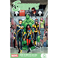 Champions: Because The World Still Needs Heroes (Champions (2016-2018)) (English Edition)