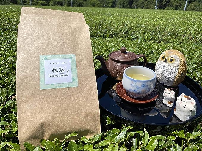原さんちの伊勢茶(二番茶) 300g 3袋セット