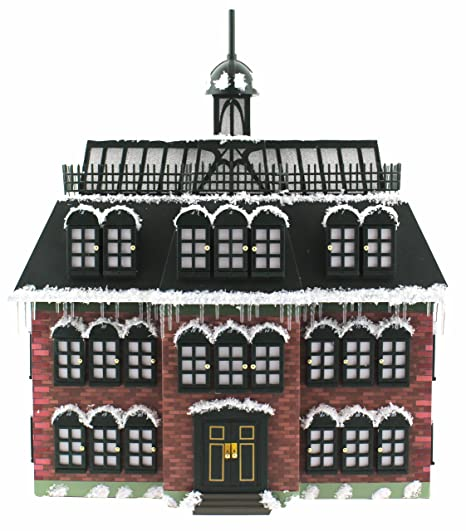 Christmas Advent House.National Lampoons Christmas Vacation Advent House Calendar