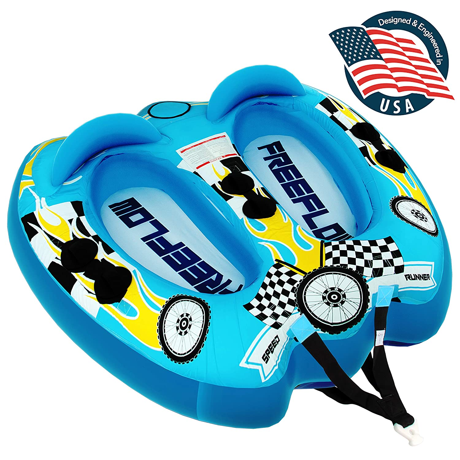 Watersports Inflatable Towable Booster Tube