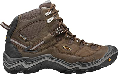 565b1c2f0bd6f KEEN - Men's Durand Mid Waterproof Hiking Boot