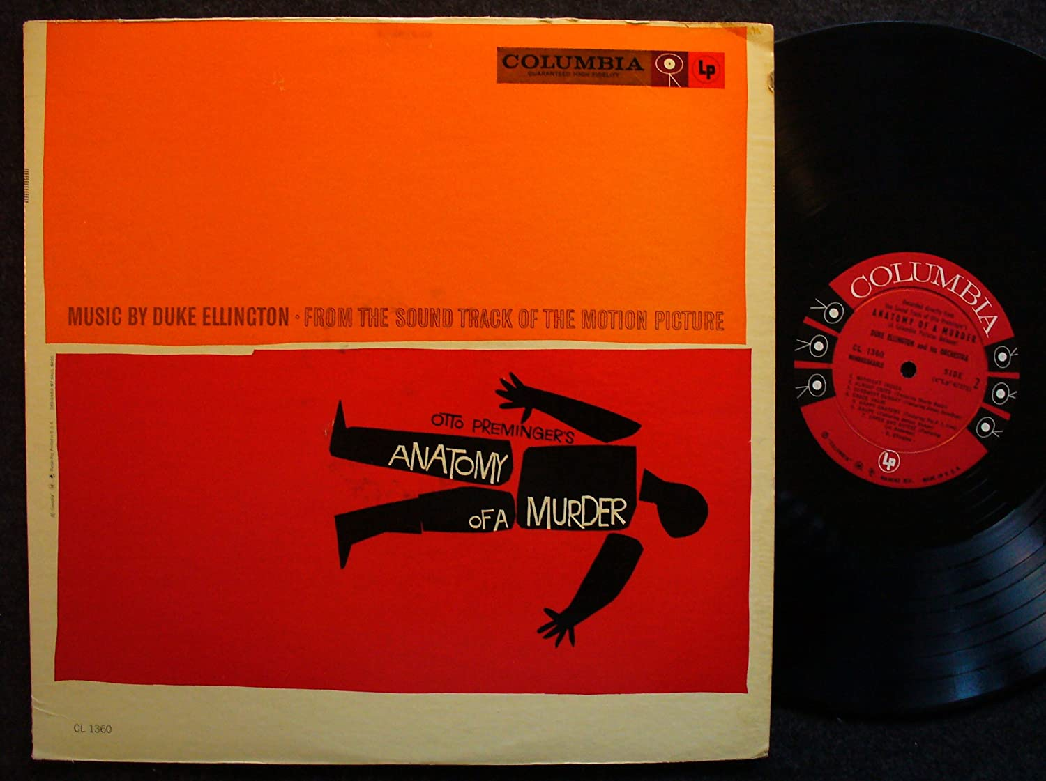 Anatomy of a Murder / Duke Ellington; soundtrack - Amazon.com Music