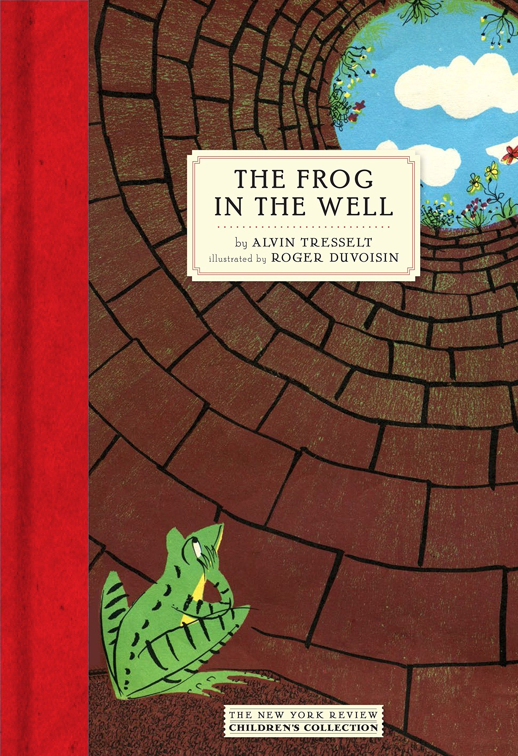 The Frog in the Well (New York Review Children's Collection)