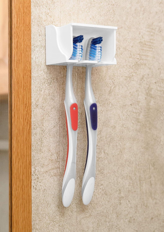 Wall Mounted Toothbrush Holder