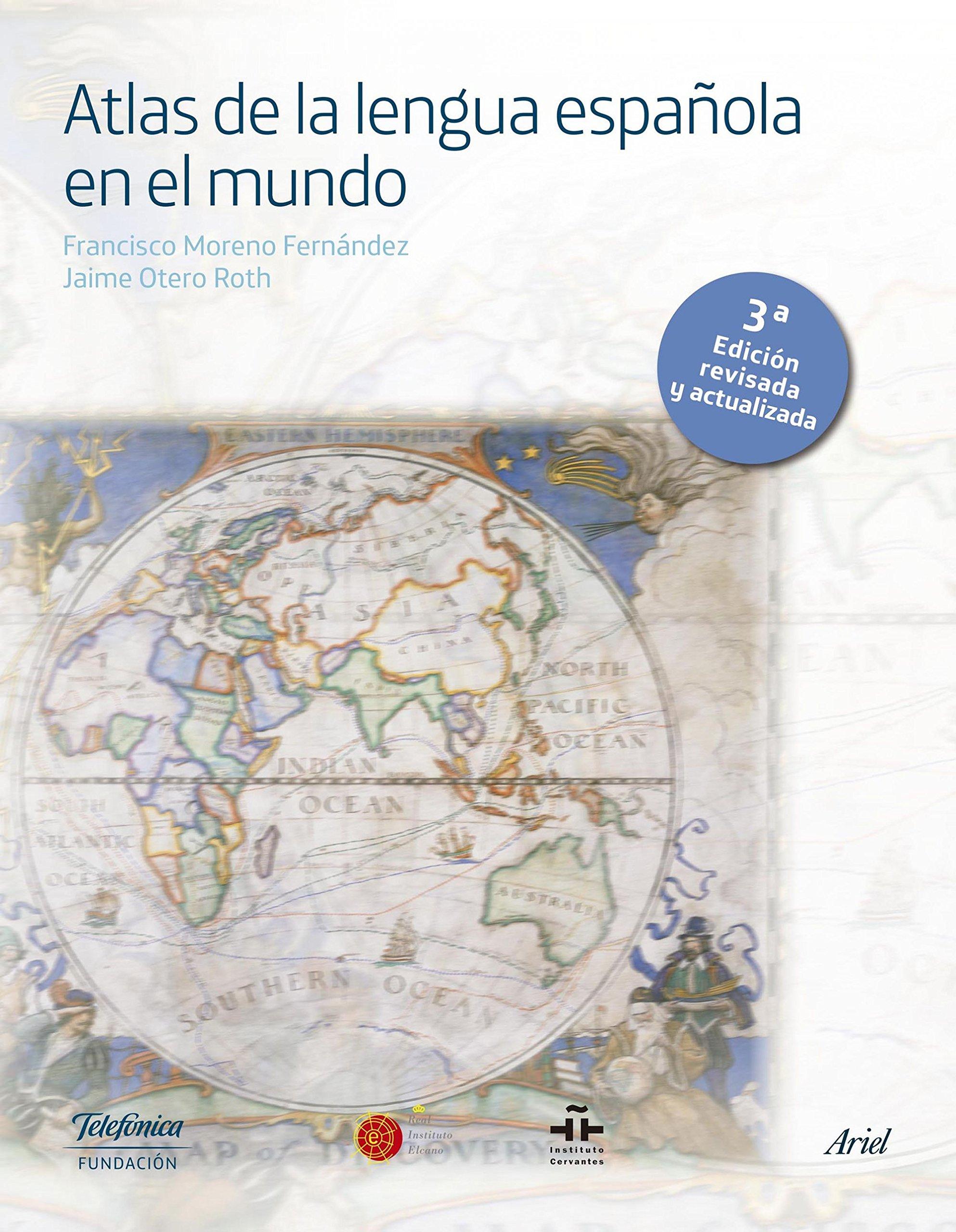 Atlas de la lengua española en el mundo Colección Fundación ...