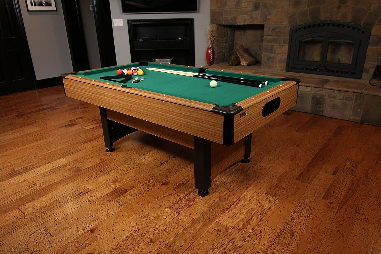 Amazon.com : Mizerak Dynasty Space Saver 6.5u0027 Billiard Table : Pool Tables  : Sports U0026 Outdoors