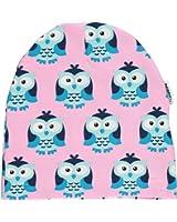 maxomorra Mädchen Mütze Eulen OWL