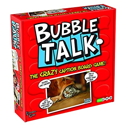Bubble Talk Board Game: Toys & Games