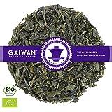 GAIWAN Earl Grey Green I Bio Grüner Tee lose I Grüntee (100g I Nr. 1291)
