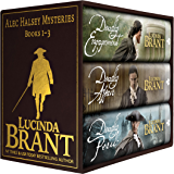 Alec Halsey Mysteries Books 1 - 3 (Alec Halsey Mystery Book 0) (English Edition)