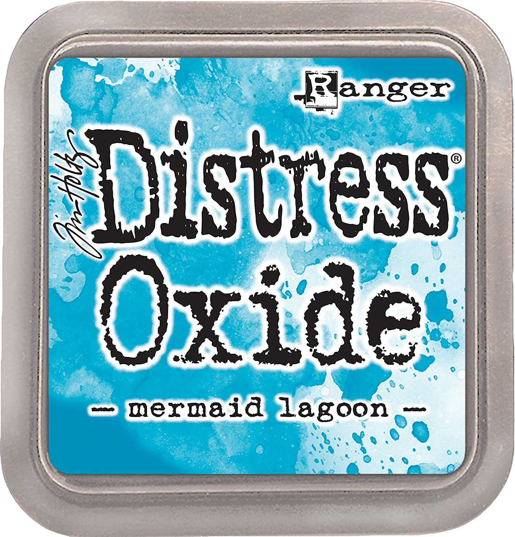 Ranger Mermaid Lagoon Tim Holtz Distress Oxides Ink Pad