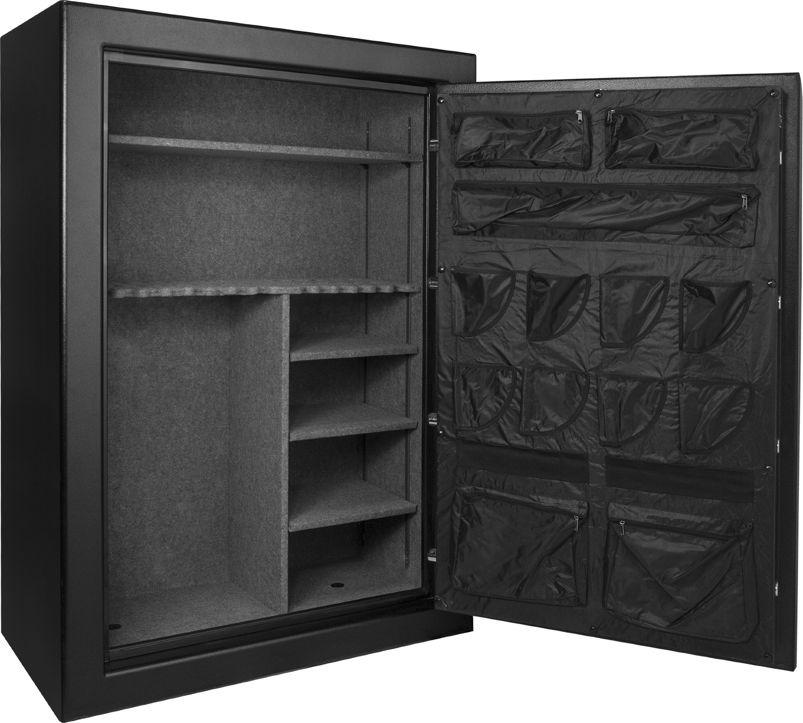 Barska New Fireproof Fire Vault Rifle Gun Keypad Lock Safe Cabinet (19.9 Cubic feet) by BARSKA