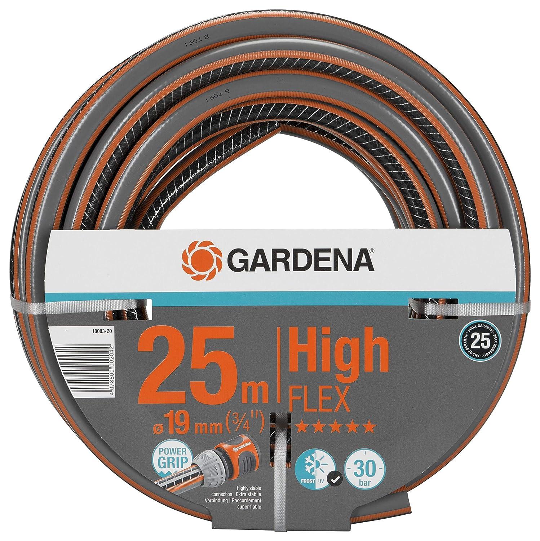 Gardena Comfort High Flex Schlauch 25m 3//4 18083 Wasserschlauch Garten NEU