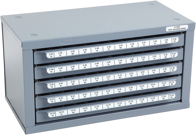 Amazon.com: Huot Five-Drawer Tap Dispenser Cabinet for Machine ...