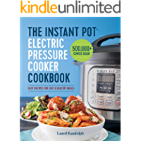 Instant Pot Electric Pressure Cooker Cookbook: Easy Recipes for Fast & Healthy Meals (English Edition)