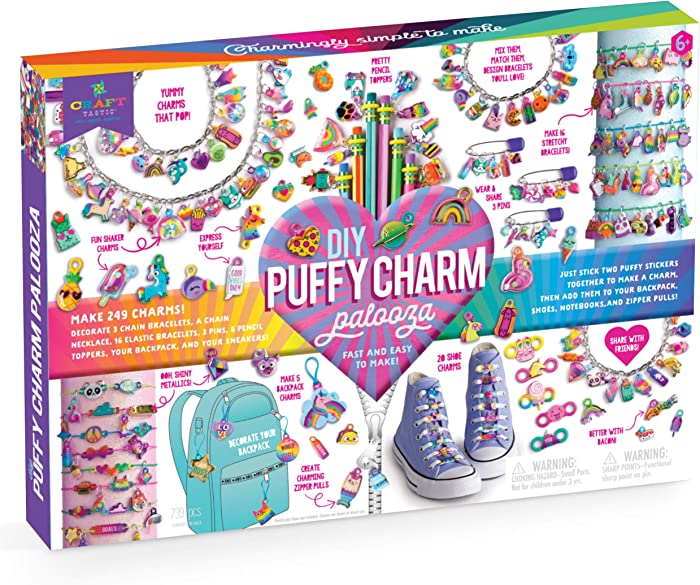 Top 7 Charm U Starter Set  Food Charms