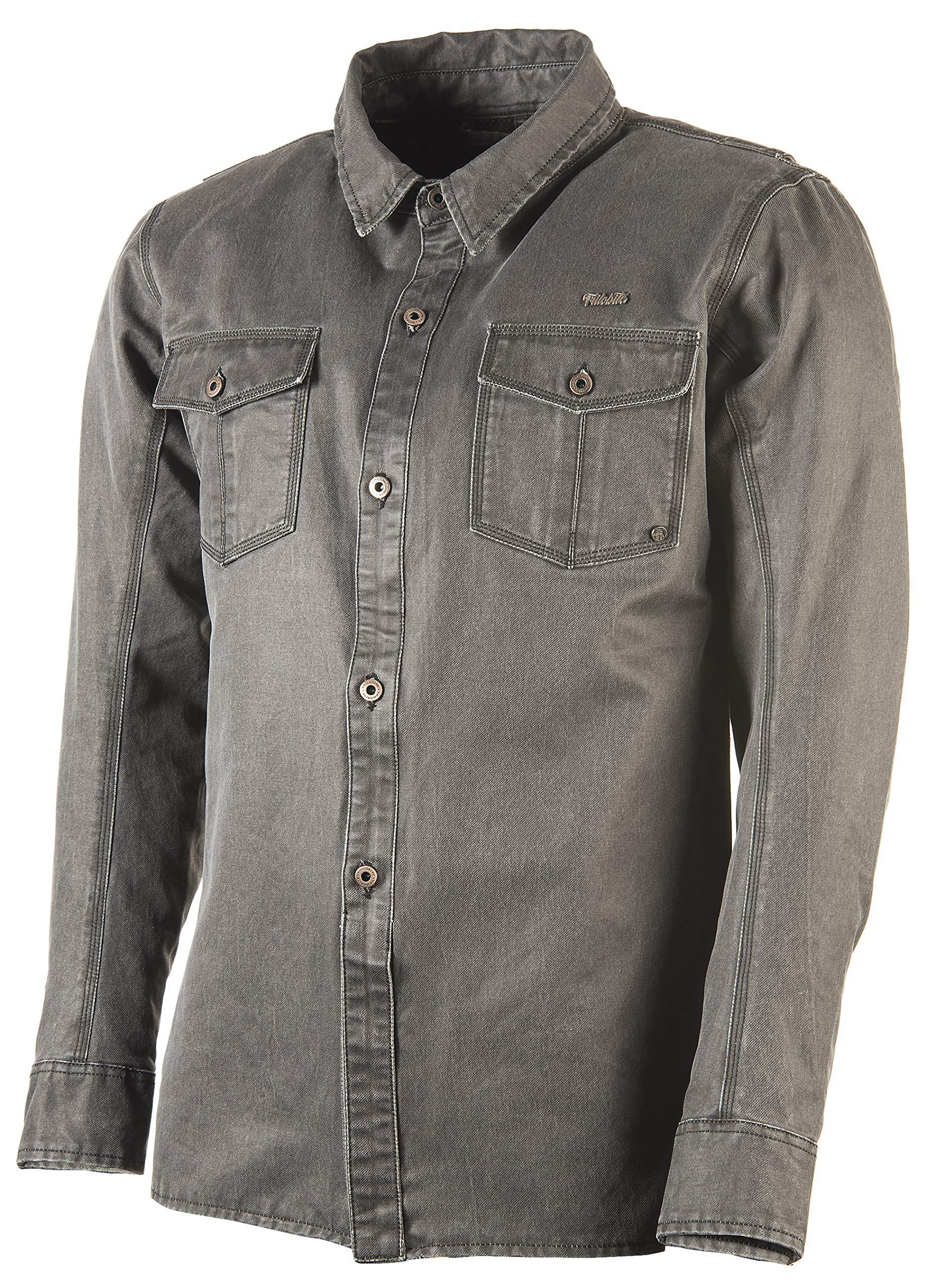 Trilobite 1870 Distinct Shirt (XXLarge) (GREY) by Trilobite