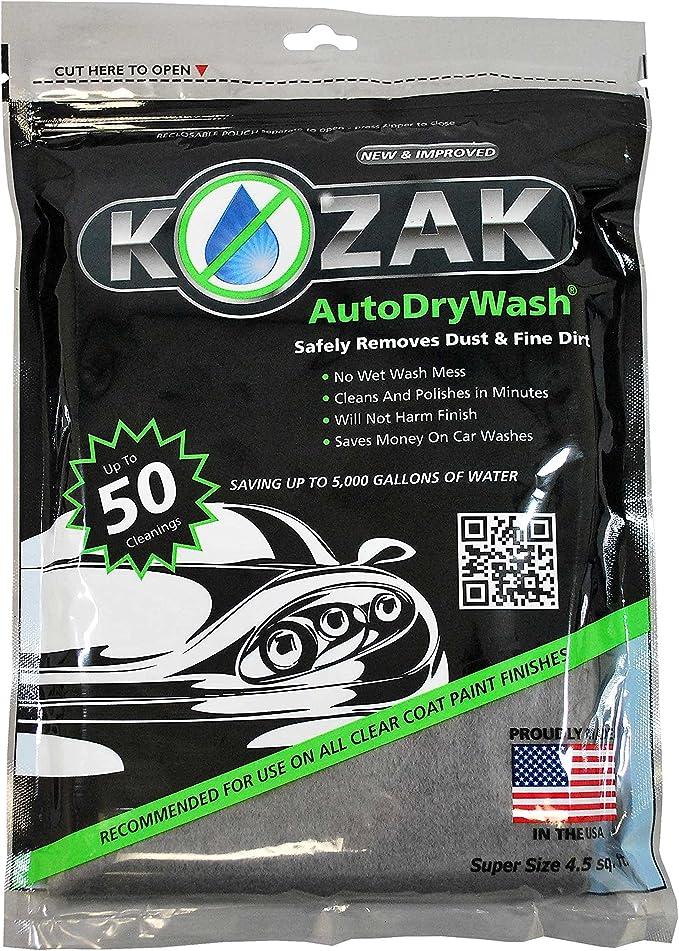 Super Sized Kozak 1051 Auto Dry Wash