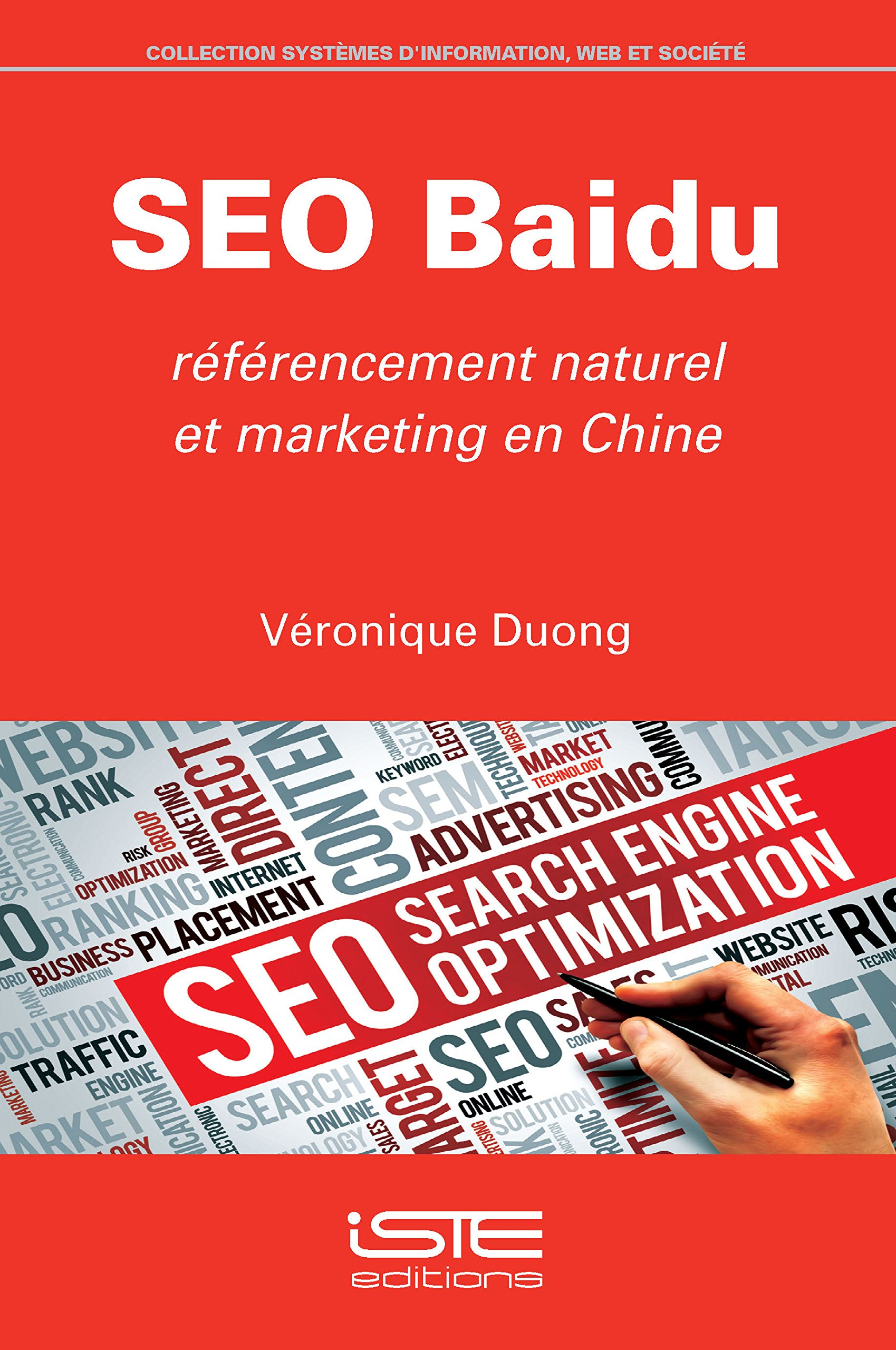 SEO Baidu : référencement naturel et marketing en Chine, Véronique DUONG, experte SEO chine