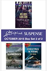 Love Inspired Suspense October 2015 - Box Set 2 of 2: An Anthology (Love Inspired Suspense October Boxset) Kindle Edition